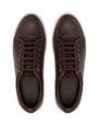 LANVIN Sneakers Man DBB1 GRAINED CALFSKIN SNEAKER f