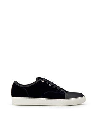 LANVIN Sneakers U DBB1 VELVET SNEAKER F