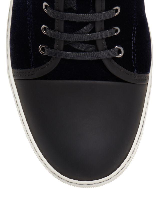 LANVIN DBB1 VELVET SNEAKER Sneakers U e