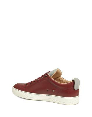 LANVIN SMOOTH CALFSKIN SNEAKER Sneakers U d