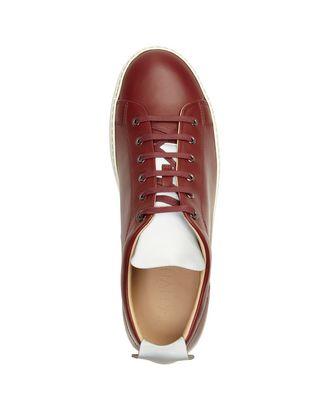 LANVIN SMOOTH CALFSKIN SNEAKER Sneakers U r