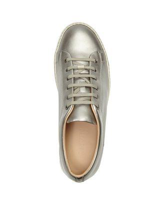 LANVIN MATTE CALFSKIN SNEAKER Sneakers U r