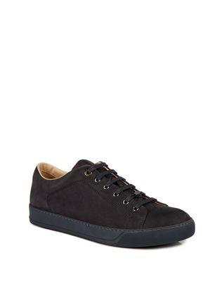 LANVIN Sneakers U NUBUCK CALFSKIN SNEAKER F