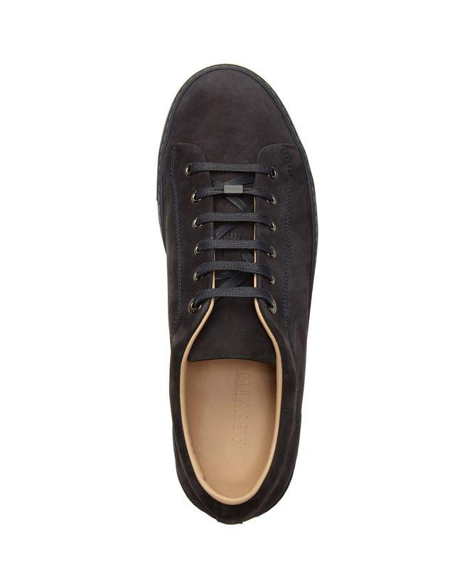 LANVIN NUBUCK CALFSKIN SNEAKER Sneakers U r