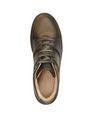 LANVIN Sneakers Man SPRAYPAINT CALFSKIN MID-TOP SNEAKER f