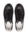 LANVIN Sneakers Man NAPPA CALFSKIN MID-TOP SNEAKER f