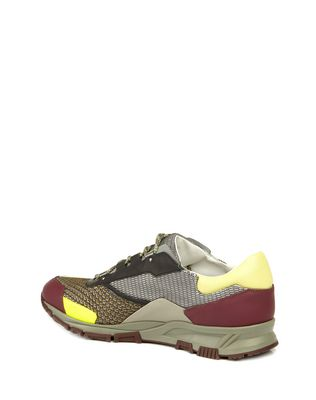 LANVIN MESH CROSS-TRAINER Sneakers U d