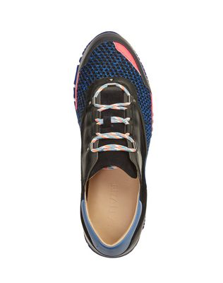 LANVIN MESH CROSS-TRAINER Sneakers U r