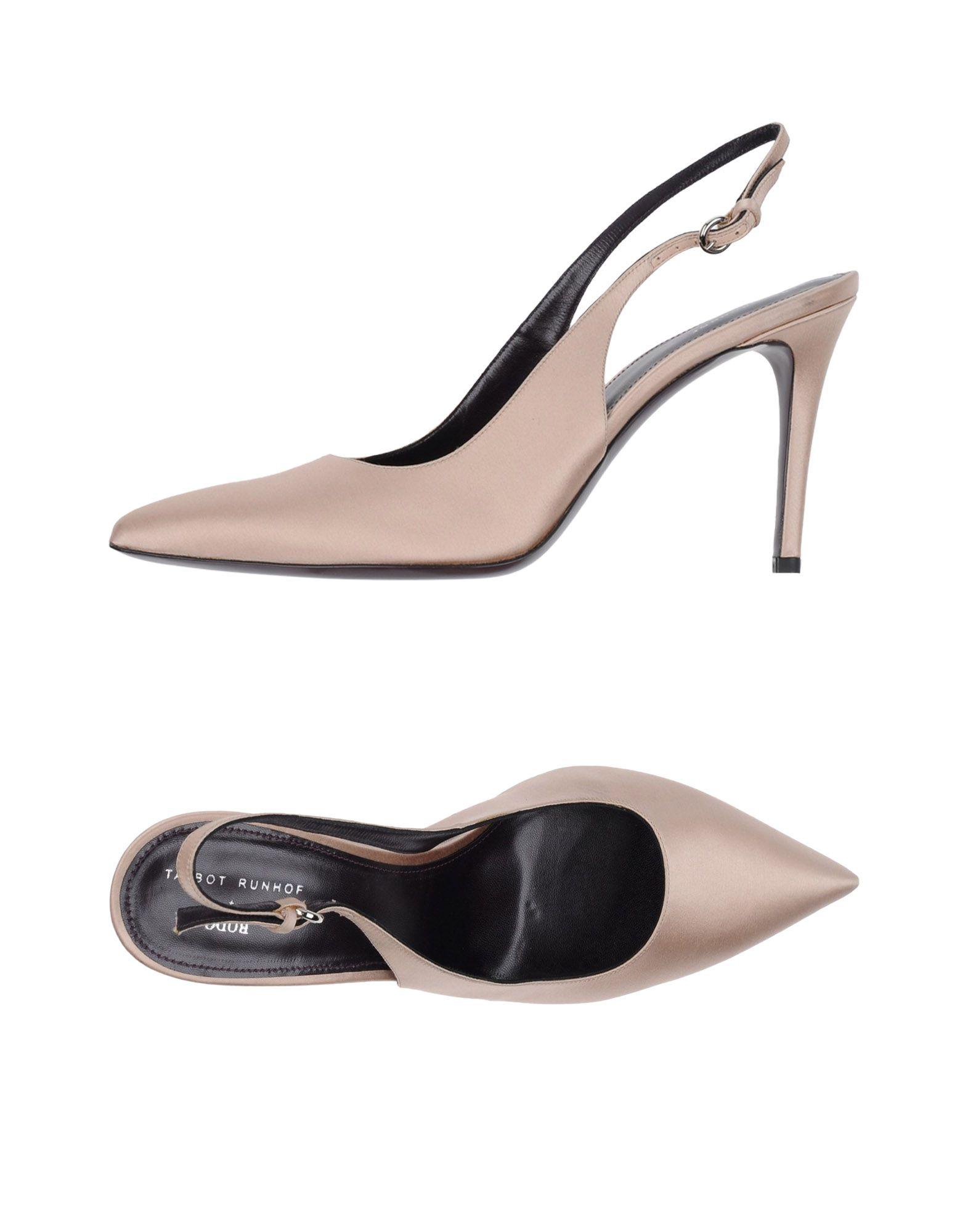 RODO + TALBOT RUNHOF Туфли цены онлайн