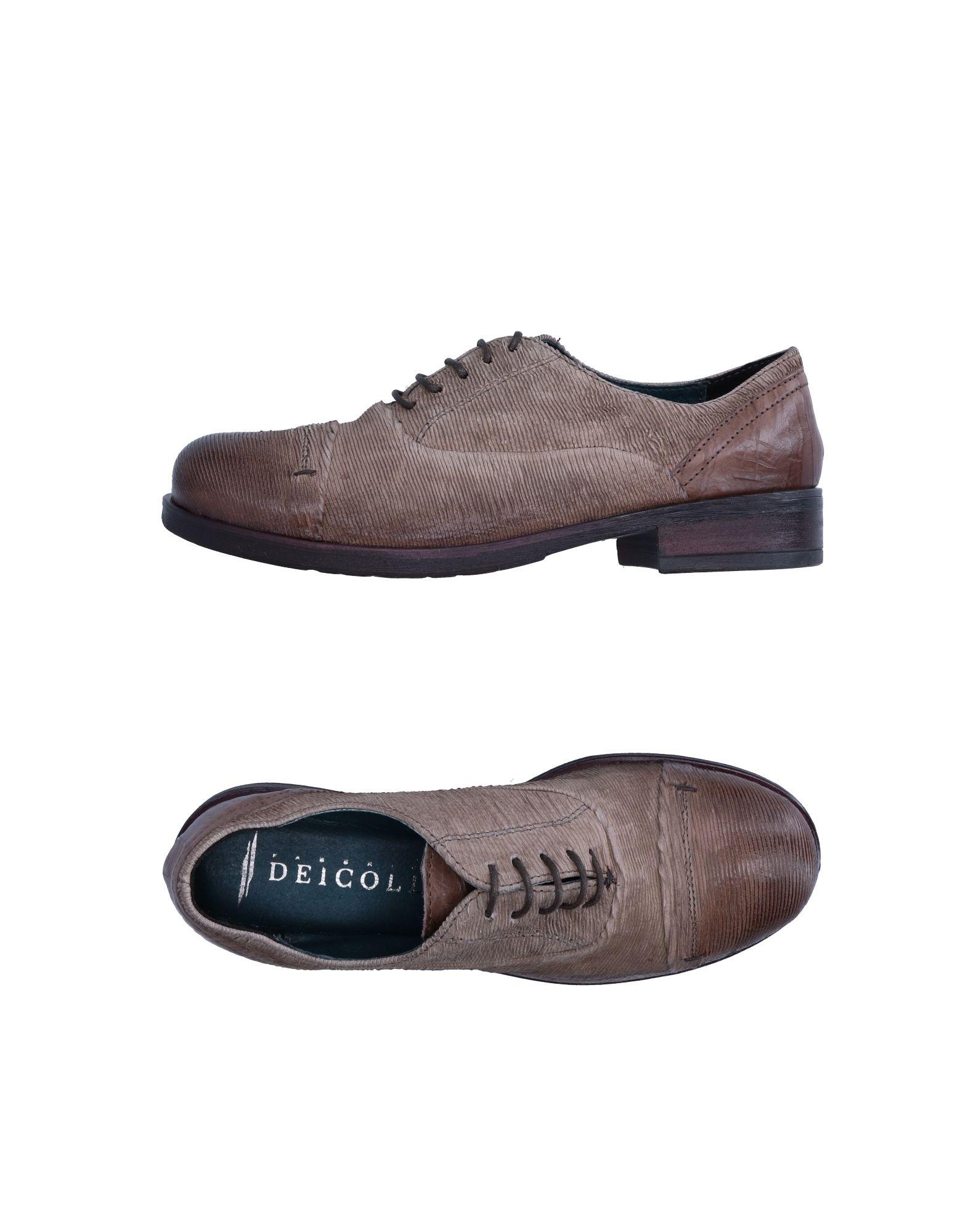 купить FABBRICA DEICOLLI Обувь на шнурках дешево