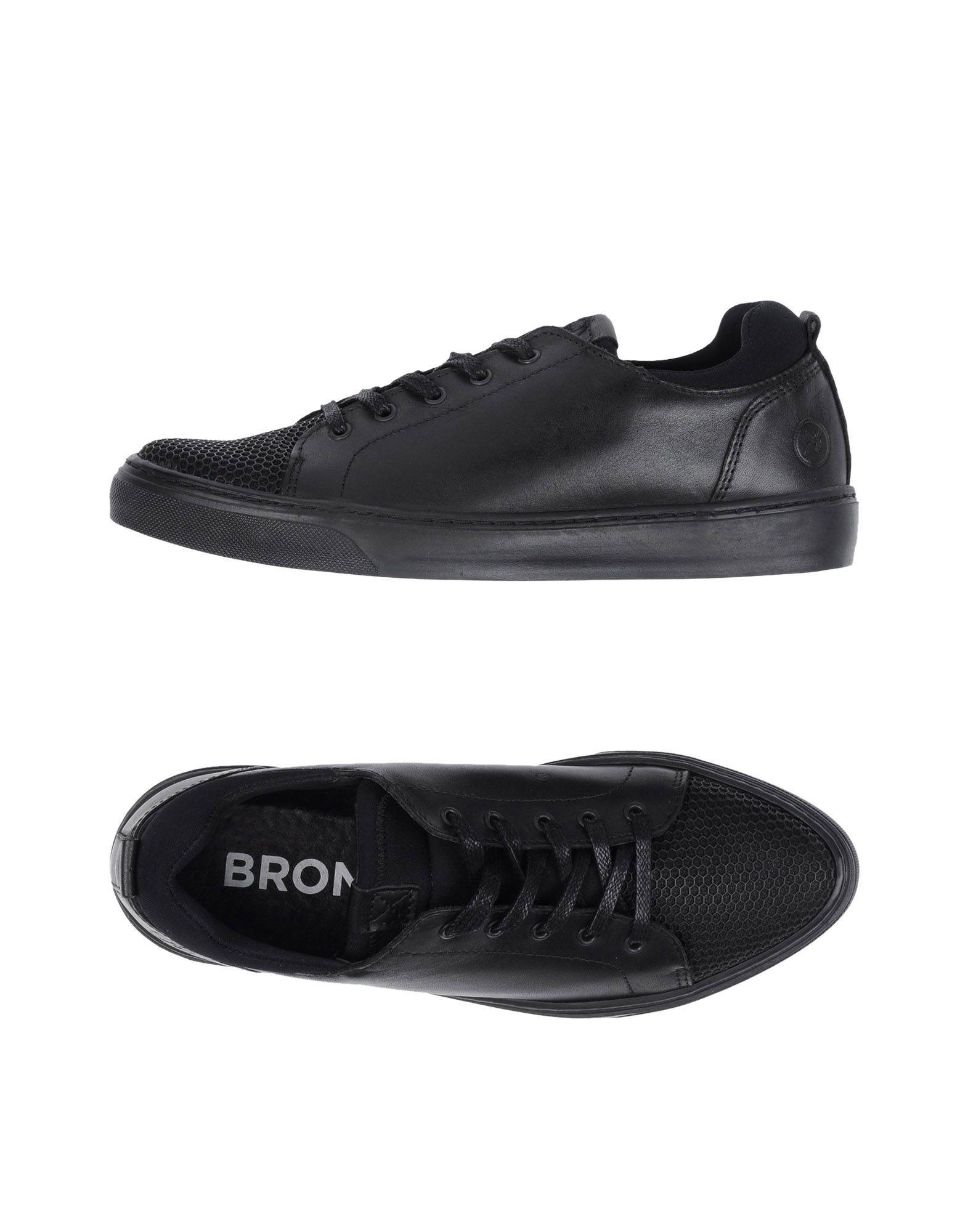 BRONX Низкие кеды и кроссовки