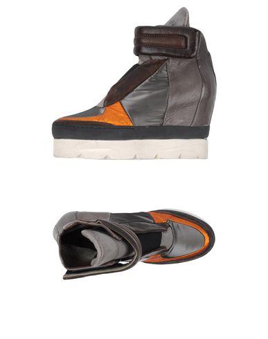 zapatillas A.S. 98 Sneakers abotinadas mujer
