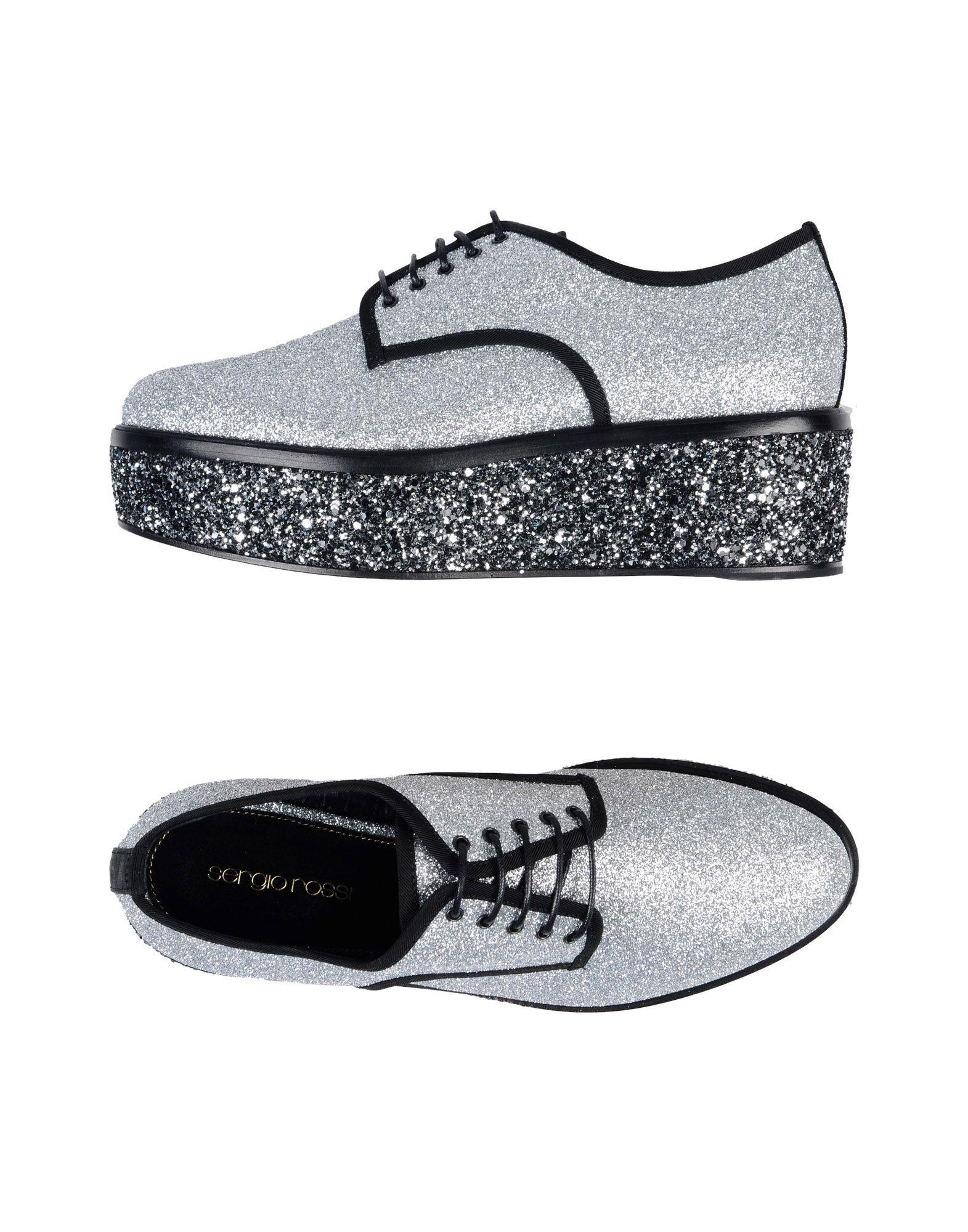 купить SERGIO ROSSI Обувь на шнурках дешево