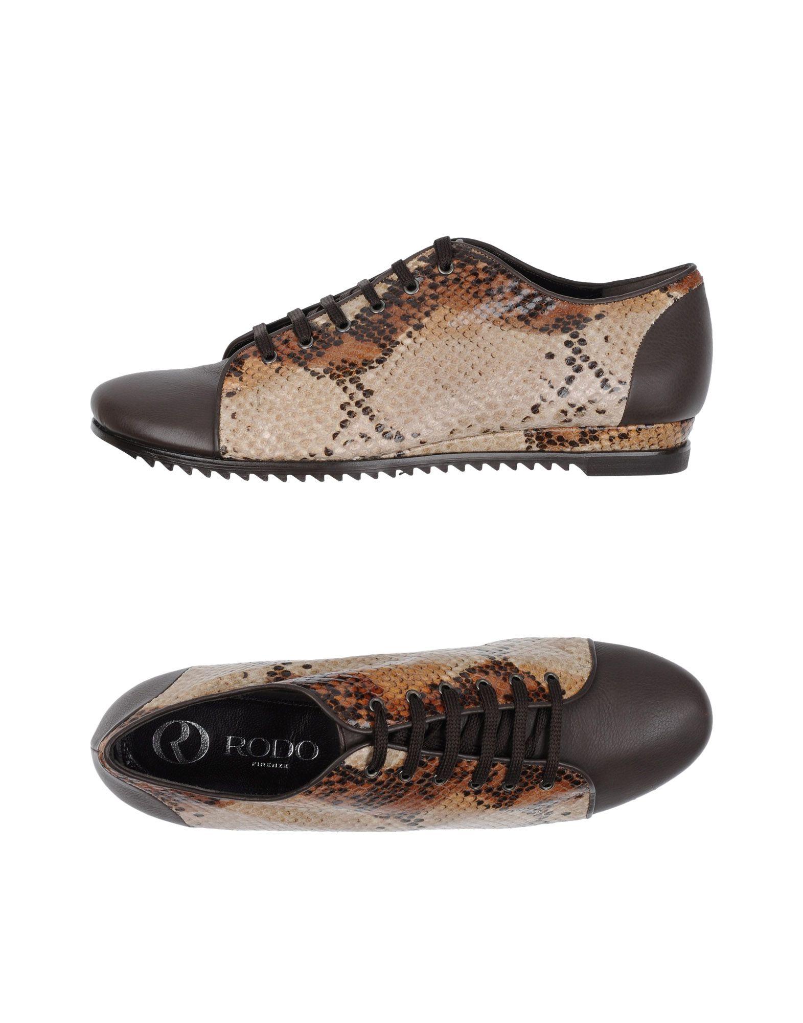 RODO Низкие кеды и кроссовки цены онлайн