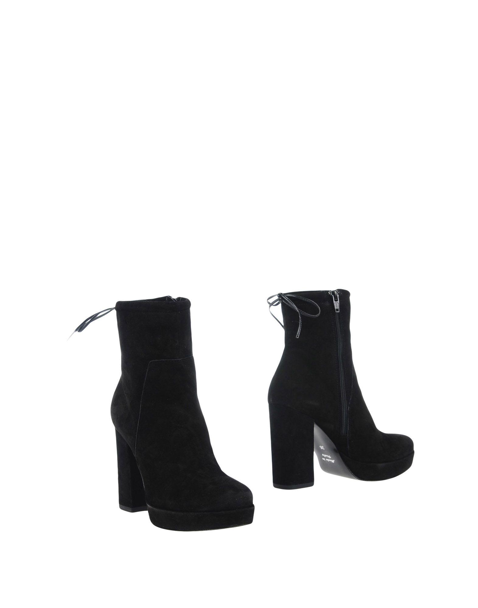 ELIANA BUCCI Полусапоги и высокие ботинки цены онлайн