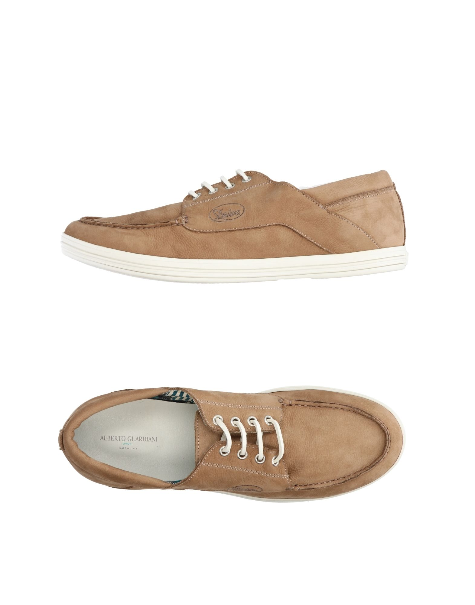 GUARDIANI DRIVE Обувь на шнурках цены онлайн