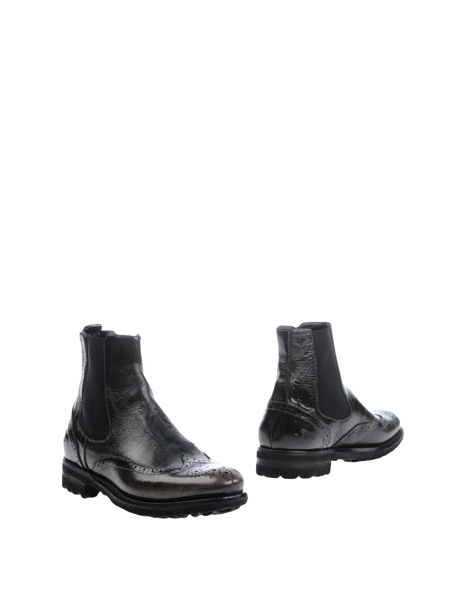 где купить ALBERTO GUARDIANI SEATTLE Полусапоги и высокие ботинки по лучшей цене