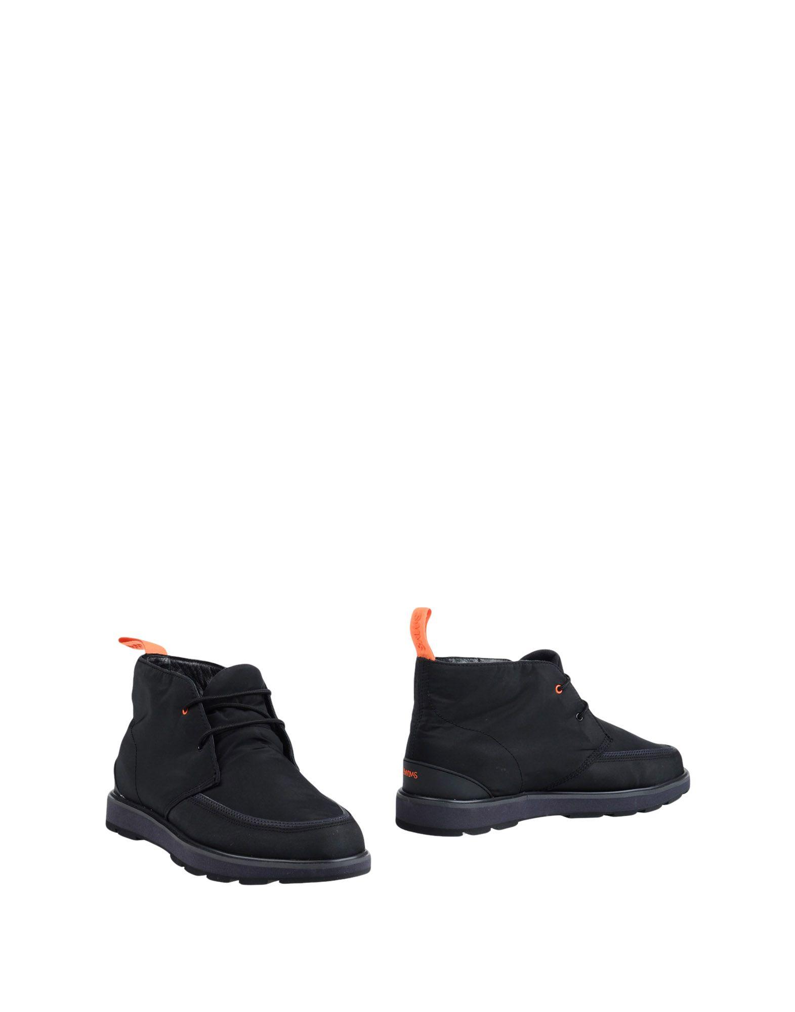 купить SWIMS Полусапоги и высокие ботинки дешево