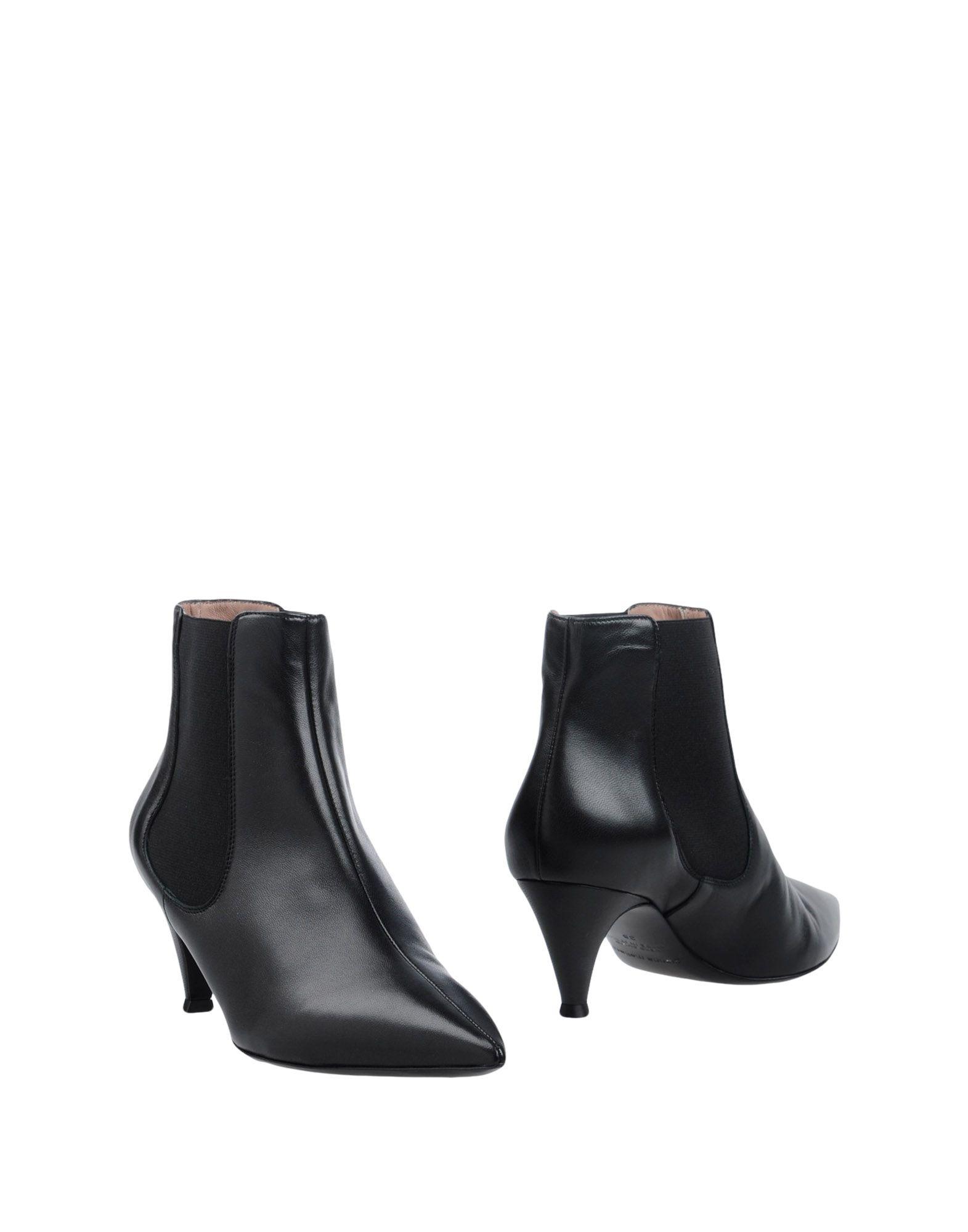 GIANNA MELIANI Полусапоги и высокие ботинки цены онлайн
