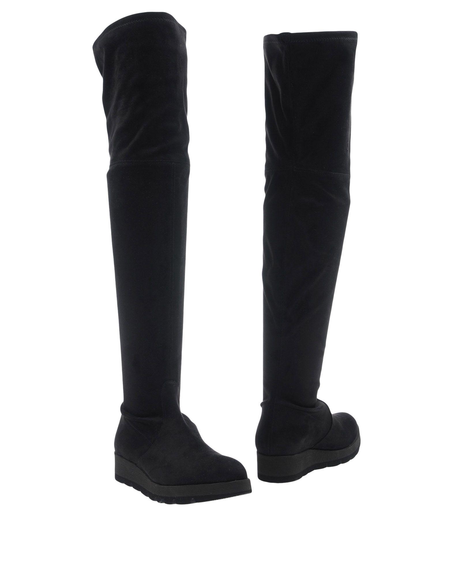 fe4feac278e Pons Quintana Boots In Black