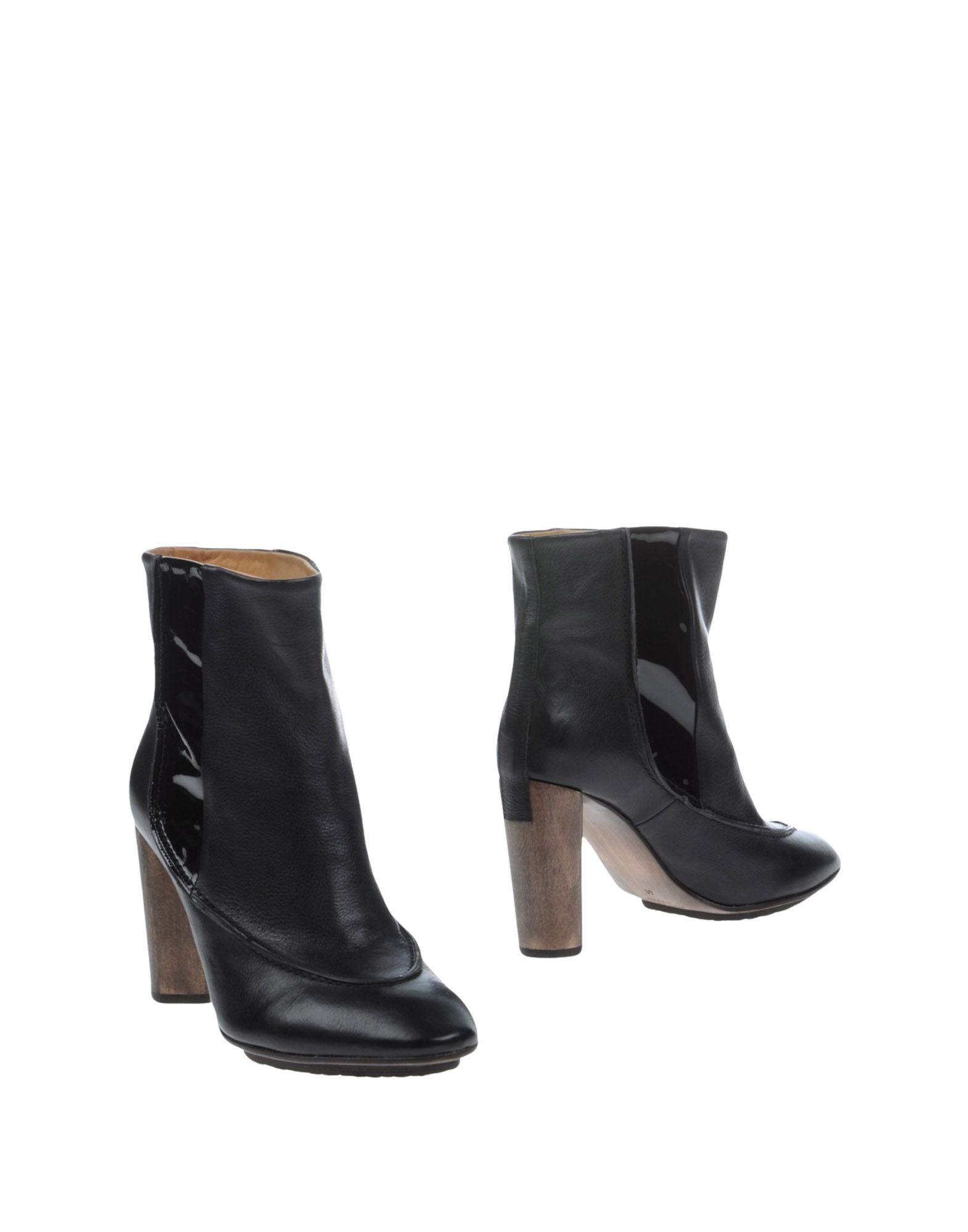 ELLEN VERBEEK Полусапоги и высокие ботинки цены онлайн