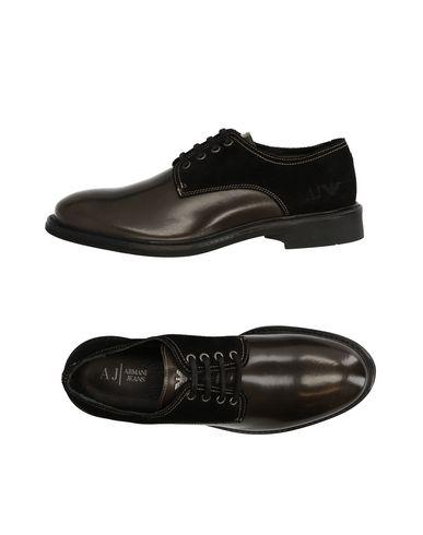 Обувь на шнурках ARMANI JEANS 11256936GD