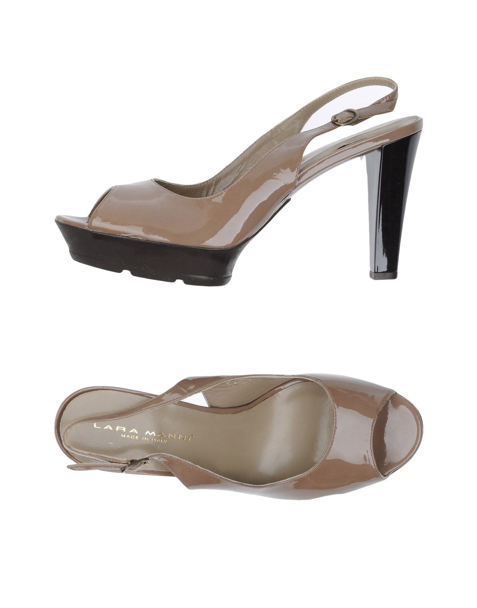 LARA MANNI Сандалии lara manni ботинки