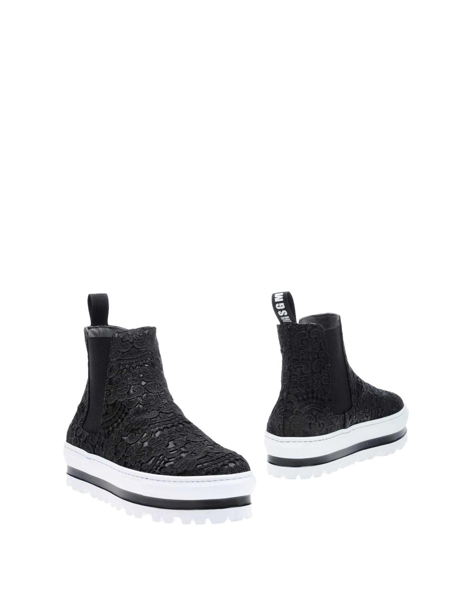 MSGM Полусапоги и высокие ботинки hecon полусапоги и высокие ботинки