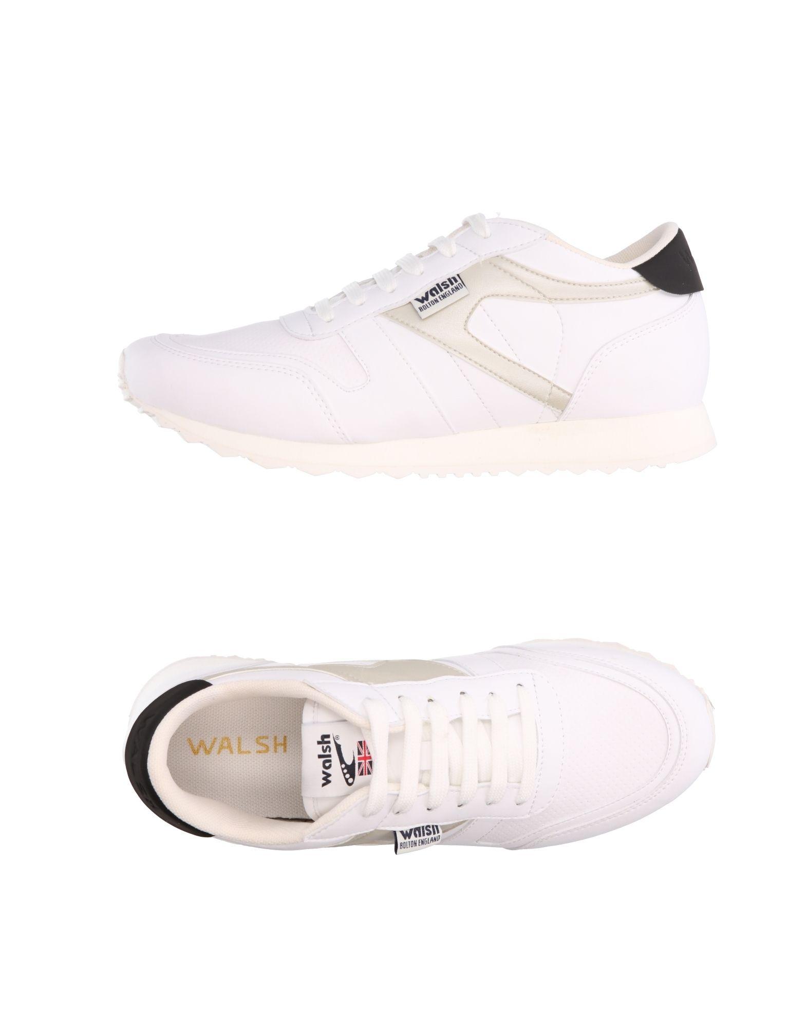 WALSH Низкие кеды и кроссовки pierre hardy низкие кеды и кроссовки
