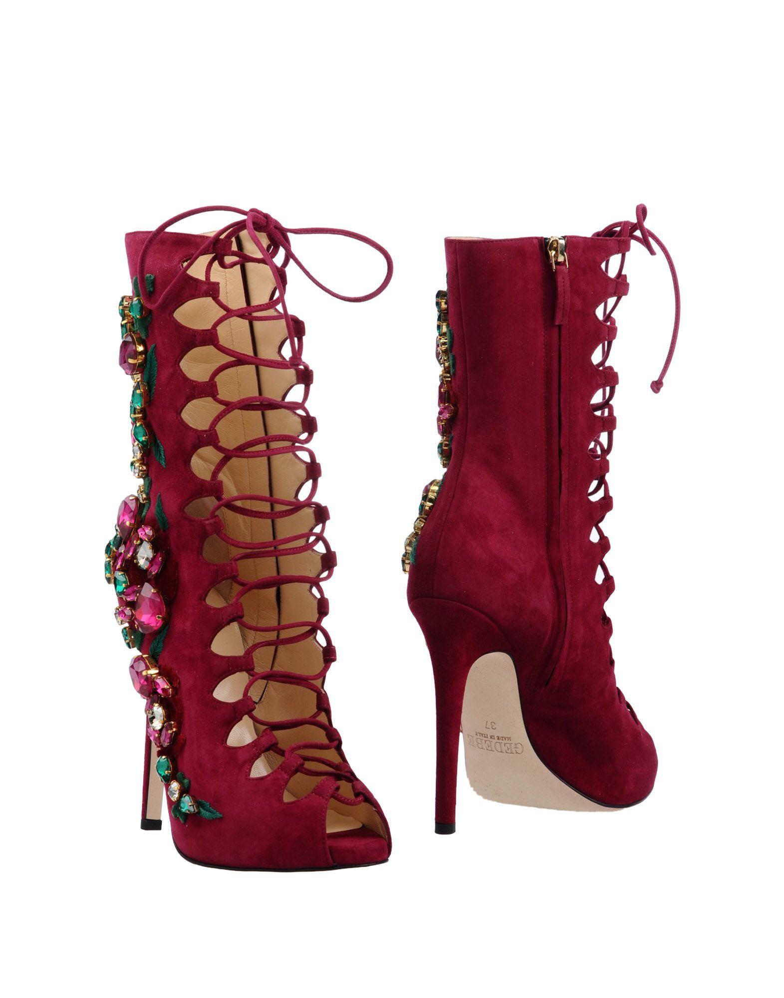 GEDEBE Полусапоги и высокие ботинки