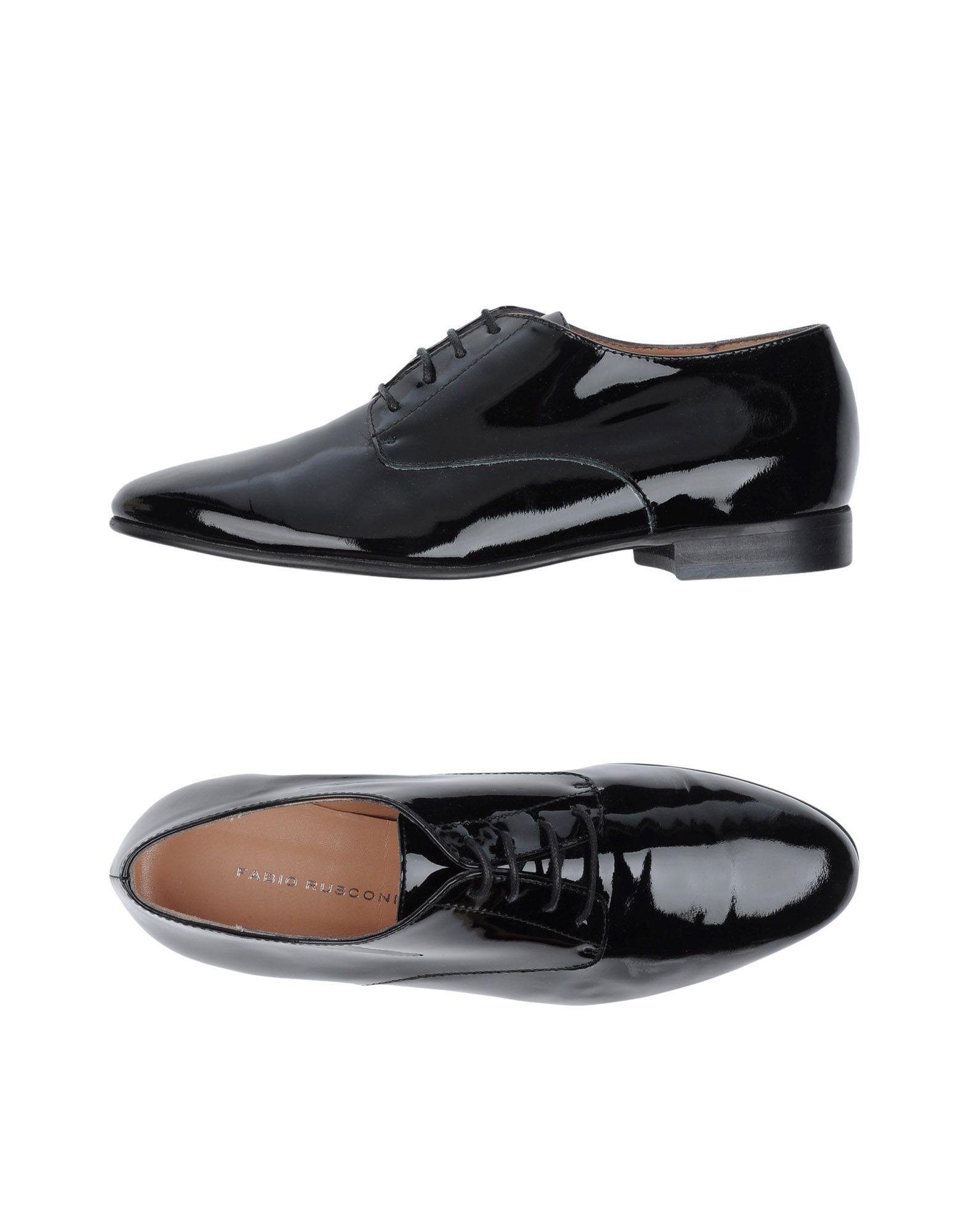 FABIO RUSCONI Обувь на шнурках рюкзак fabio bruno fabio bruno fa044bwampt0