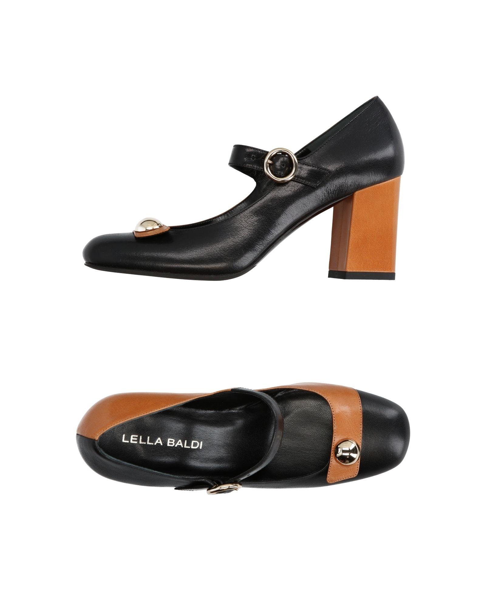 LELLA BALDI Туфли цены онлайн