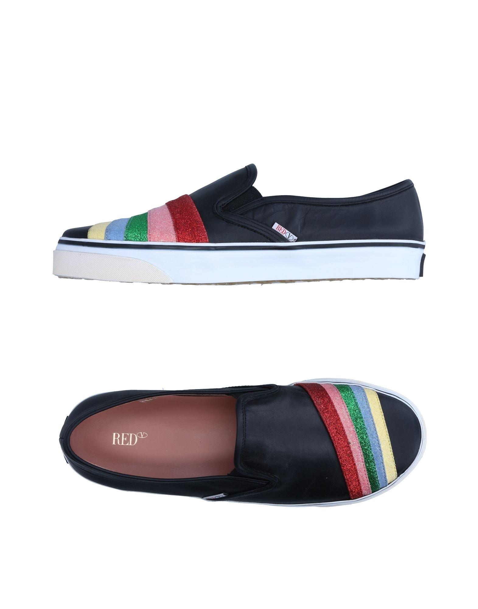 цена на RED(V) Низкие кеды и кроссовки