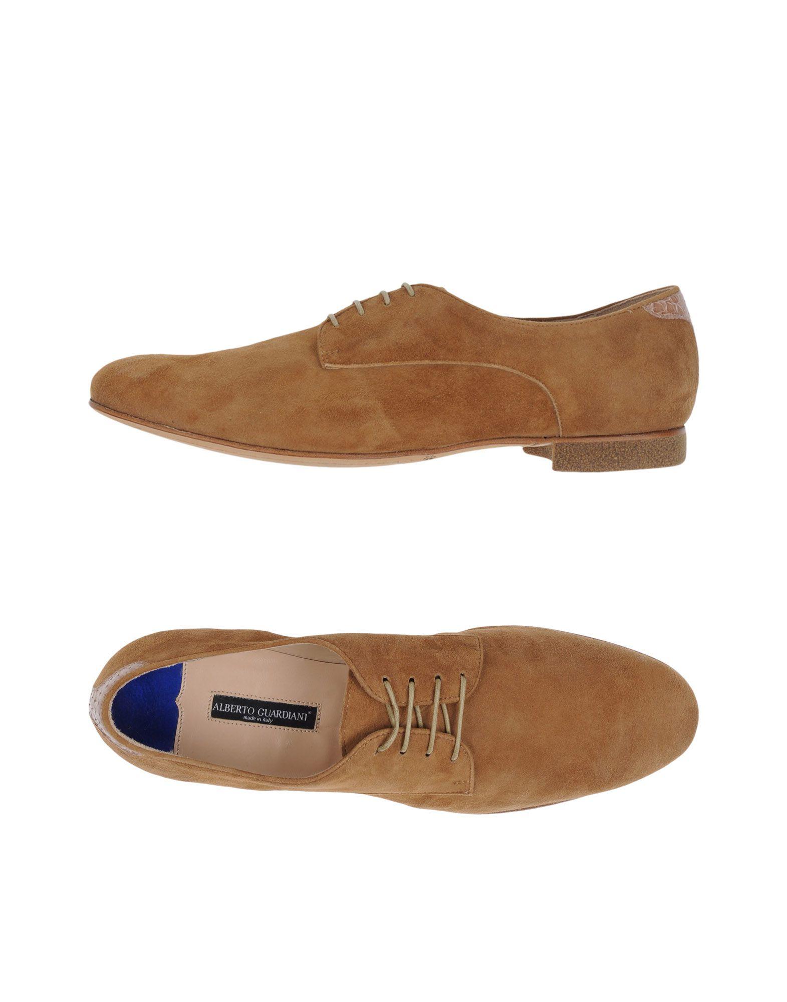 ALBERTO GUARDIANI Обувь на шнурках цены онлайн