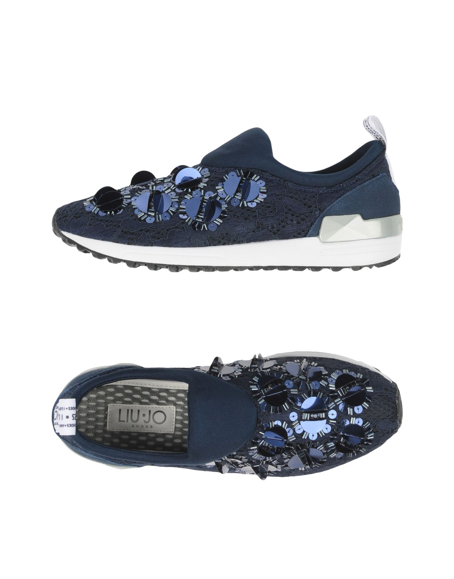 LIU •JO SHOES Низкие кеды и кроссовки цены онлайн