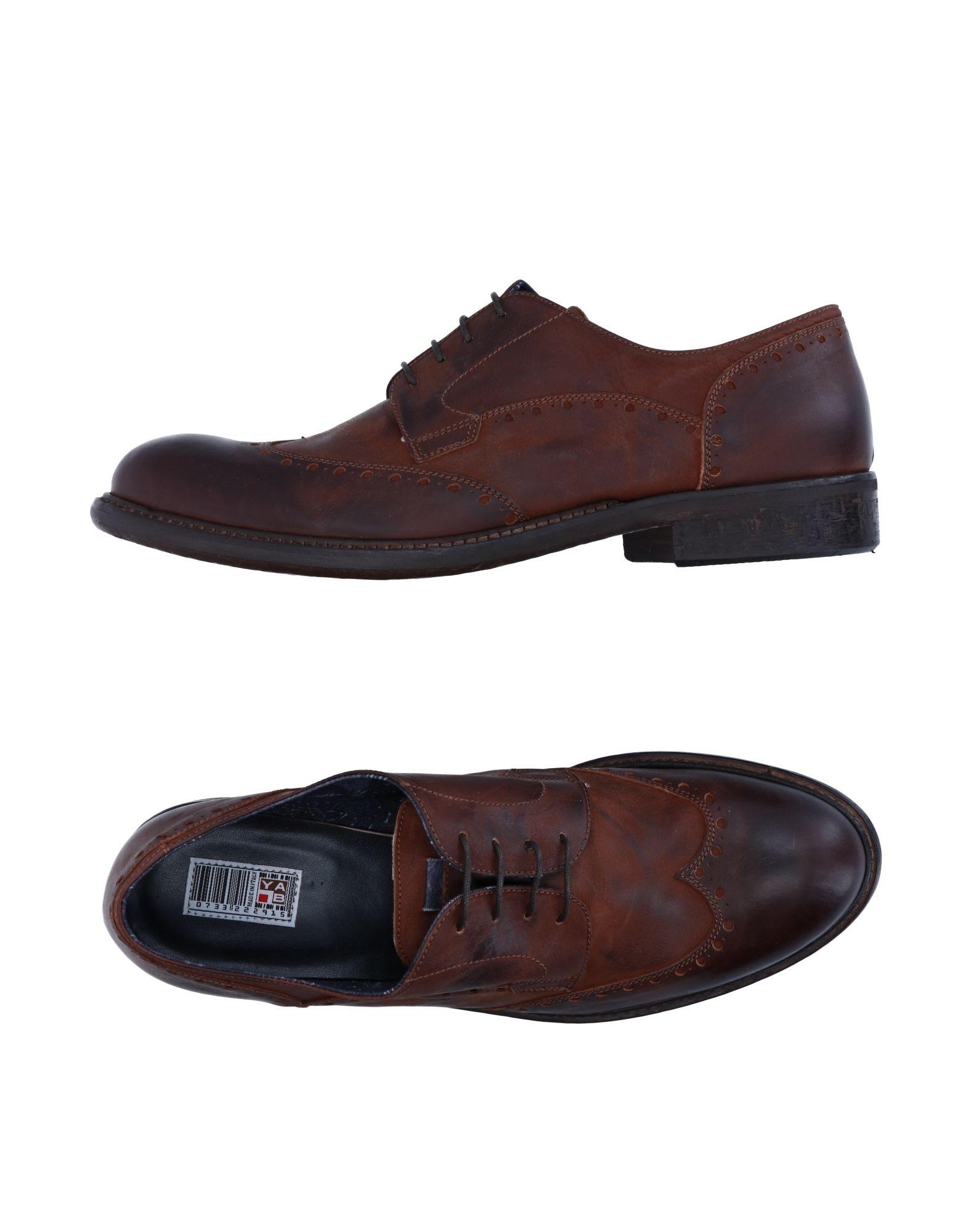 YAB Обувь на шнурках цены онлайн