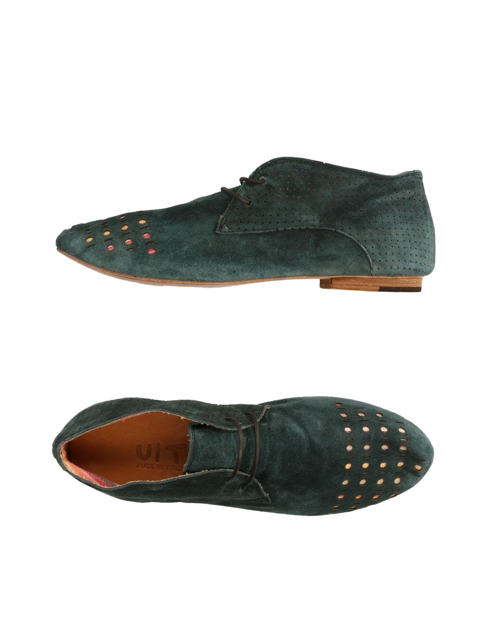 UIT Обувь на шнурках обувь из кожи на самуи где