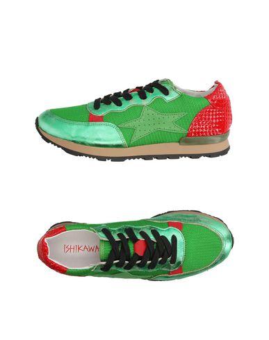 Низкие кеды и кроссовки от ISHIKAWA