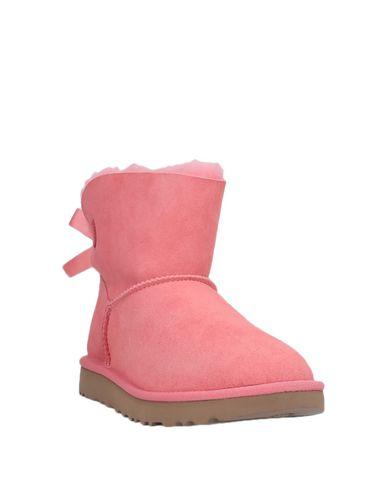 Фото 2 - Полусапоги и высокие ботинки розового цвета