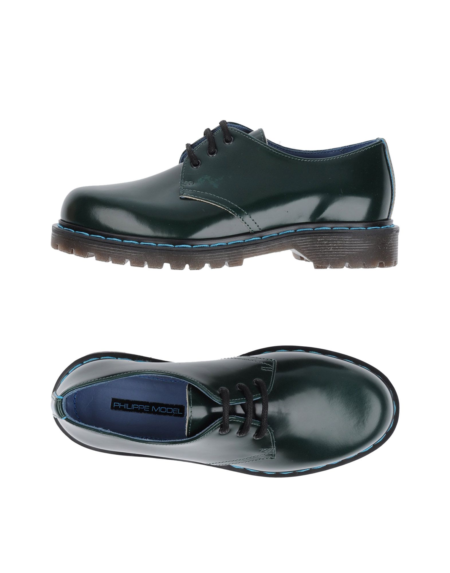 PHILIPPE MODEL Обувь на шнурках philippe de cheron elisa 3005 1211n