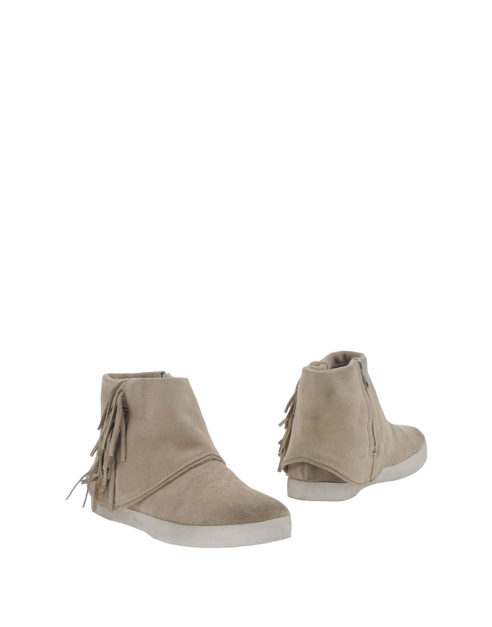 CATARINA MARTINS Ankle Boot in Beige