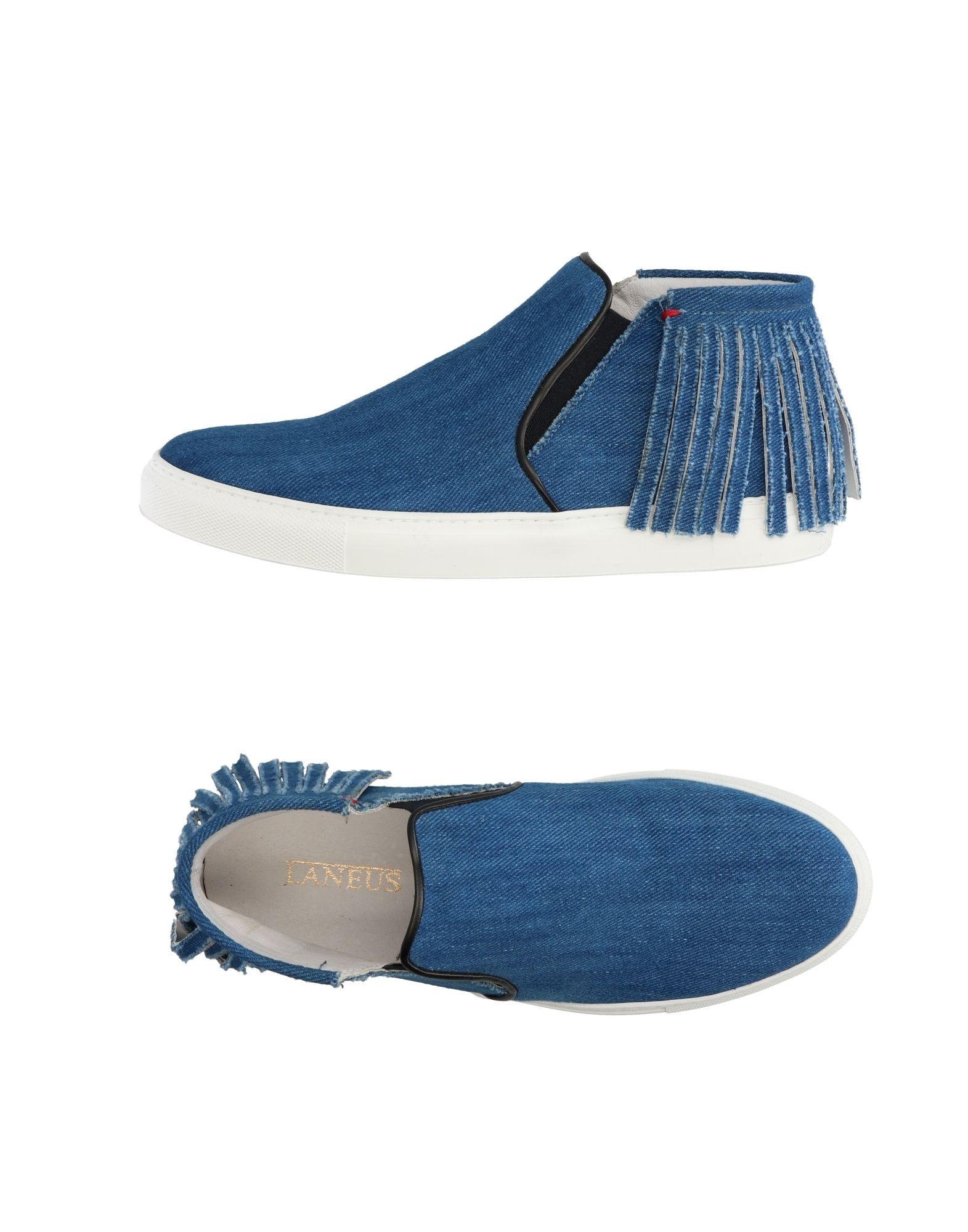 Фото LANEUS Высокие кеды и кроссовки. Купить с доставкой