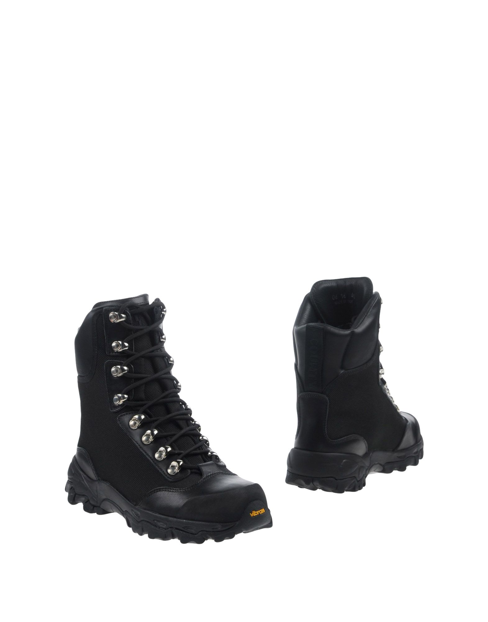 купить MARCELO BURLON Полусапоги и высокие ботинки по цене 27000 рублей