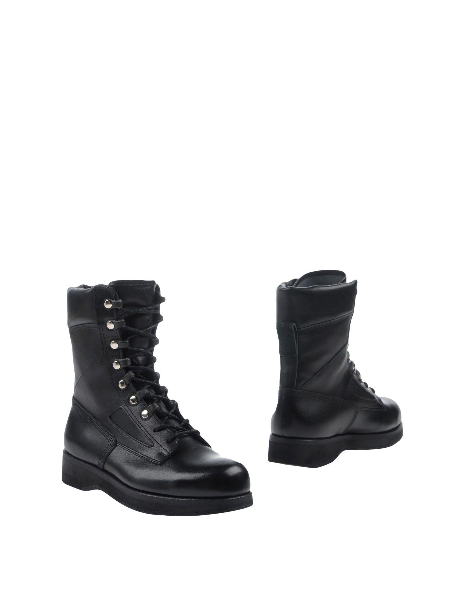 Фото - ḢENDER SCHEME x SACAI Полусапоги и высокие ботинки ботинки moza x moza x mo054amcwsq7
