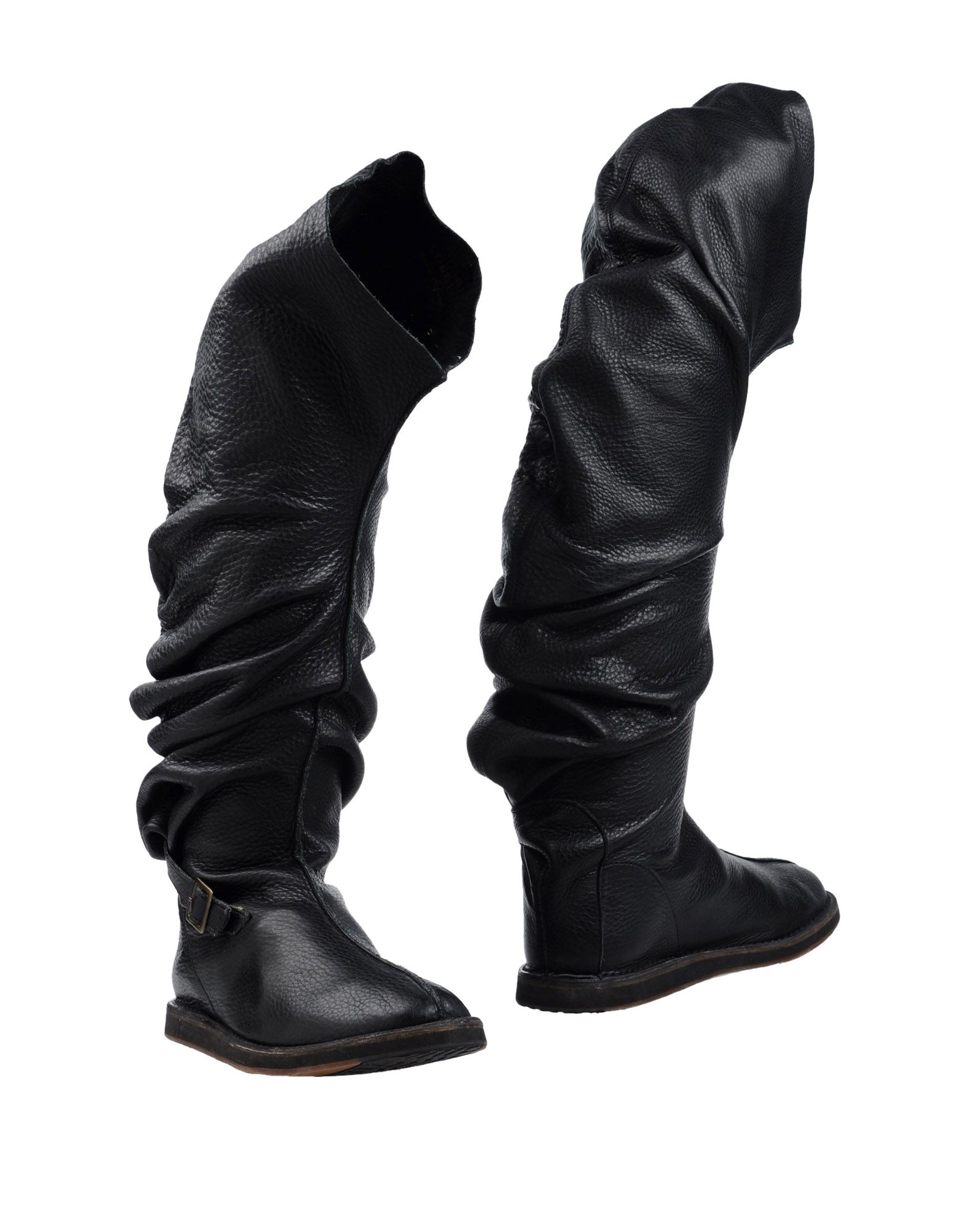 CAMPER TOGETHER Boots in Black