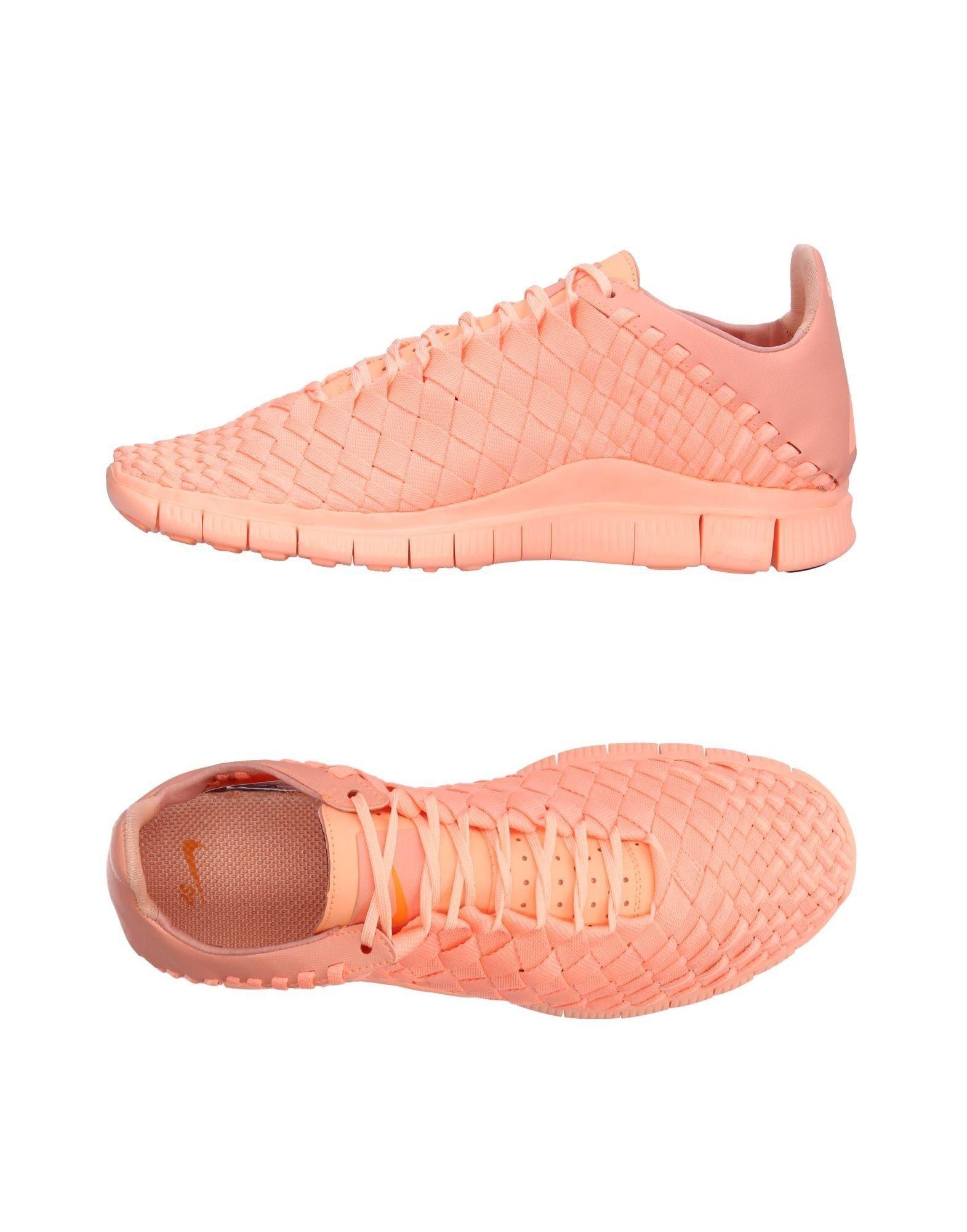 Nike Sneakers In Salmon Pink   ModeSens
