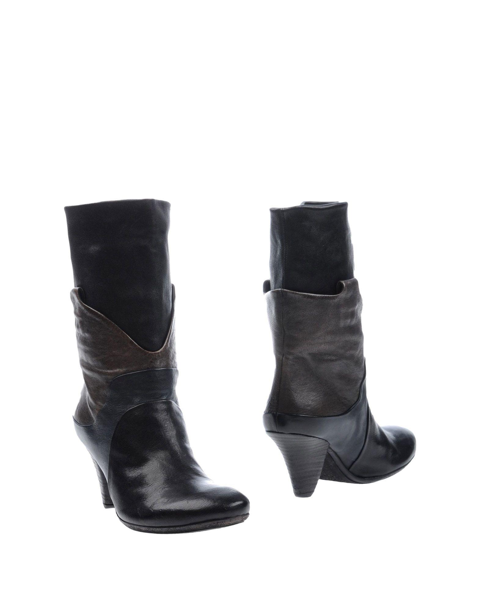 ELISANERO Полусапоги и высокие ботинки цены онлайн
