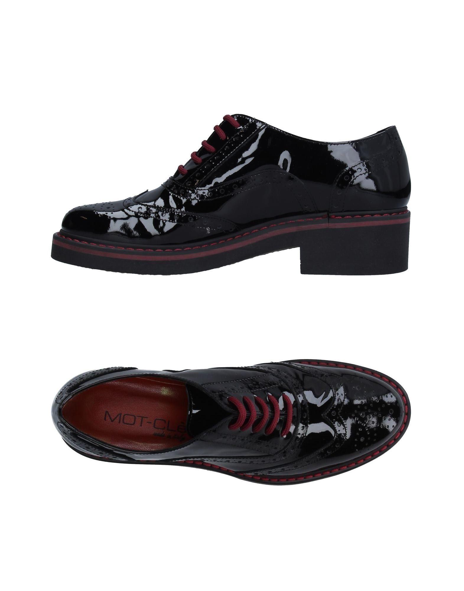 Фотография MOT-CLè Обувь на шнурках