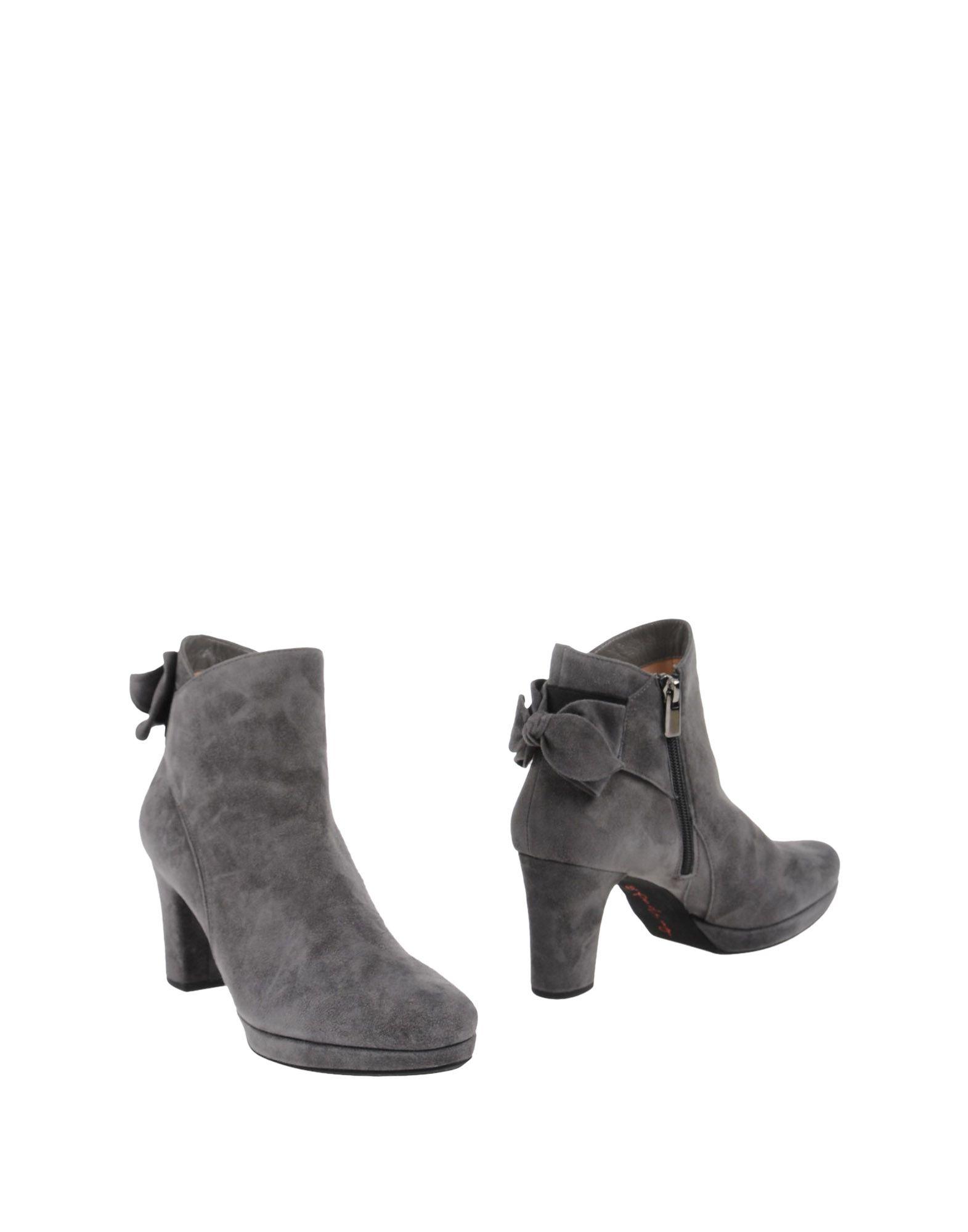 PAS DE ROUGE Полусапоги и высокие ботинки цены онлайн