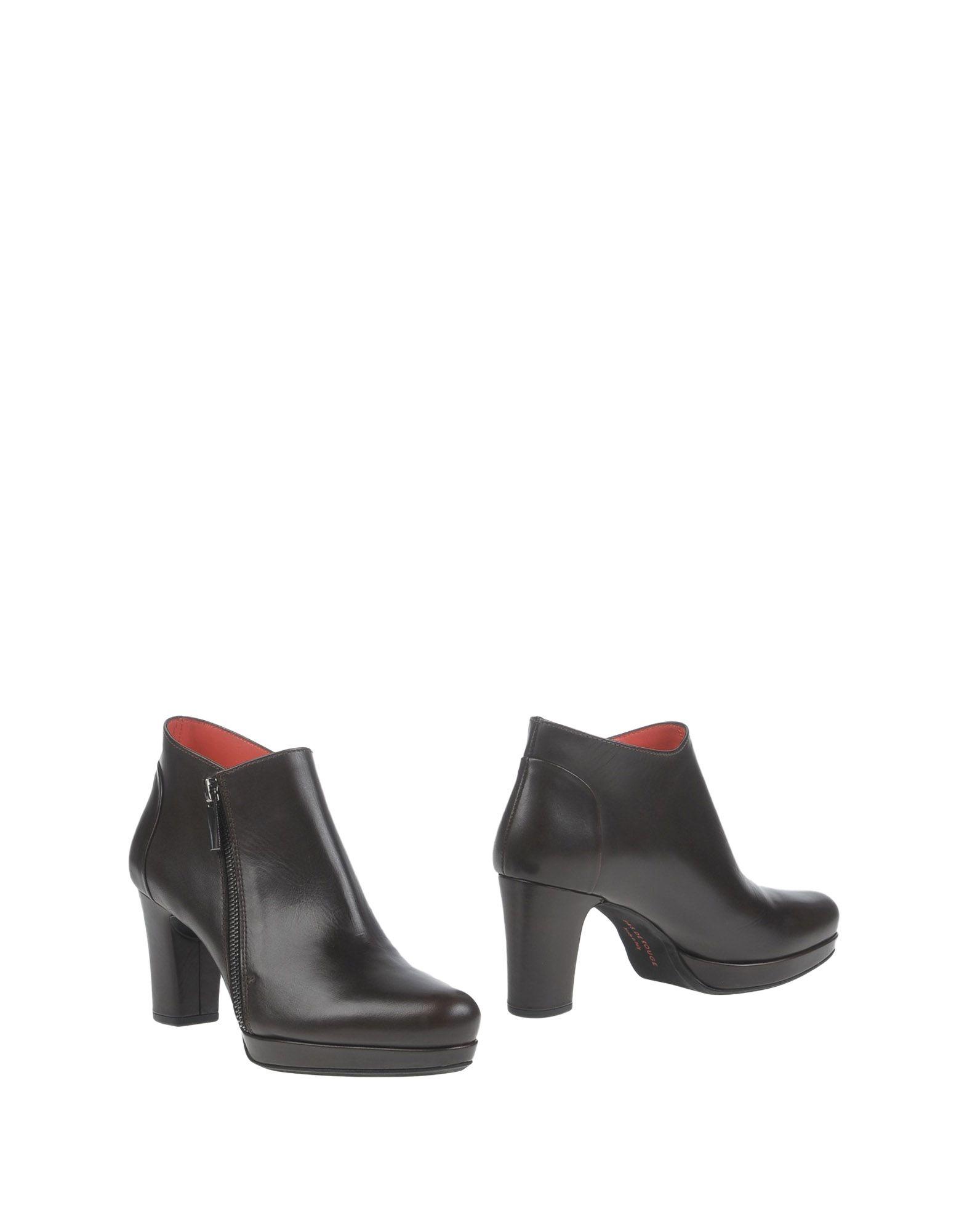ФОТО pas de rouge полусапоги и высокие ботинки